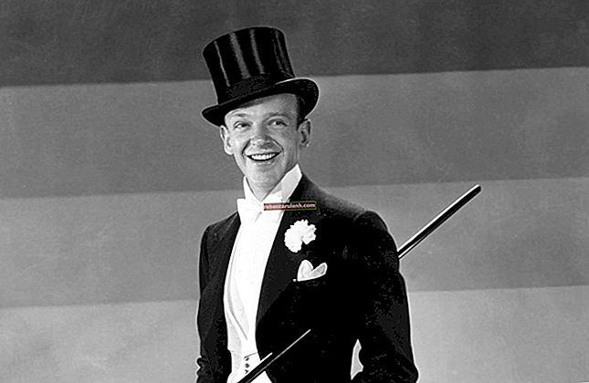 Fred Astaire Größe, Gewicht, Alter, Fakten, Biografie