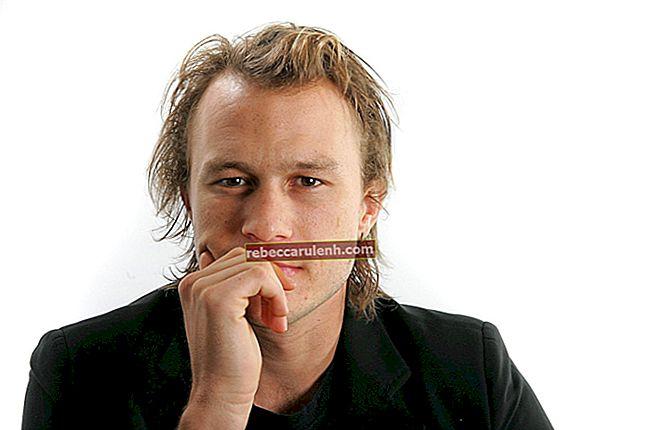 Heath Ledger Größe, Gewicht, Alter, Körperstatistik