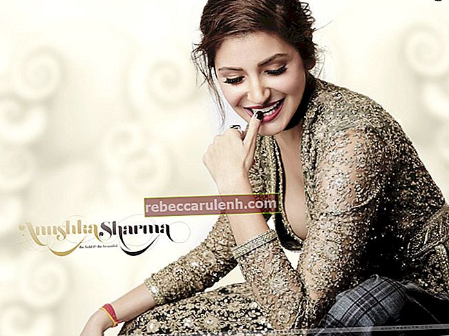 Anushka Sharma Größe, Gewicht, Alter, Körperstatistik