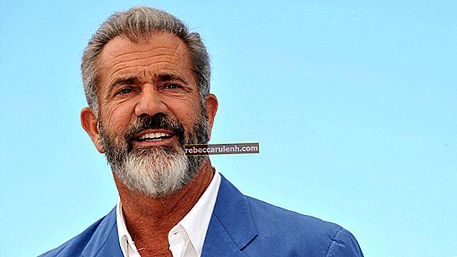 Mel Gibson Größe, Gewicht, Alter, Körperstatistik