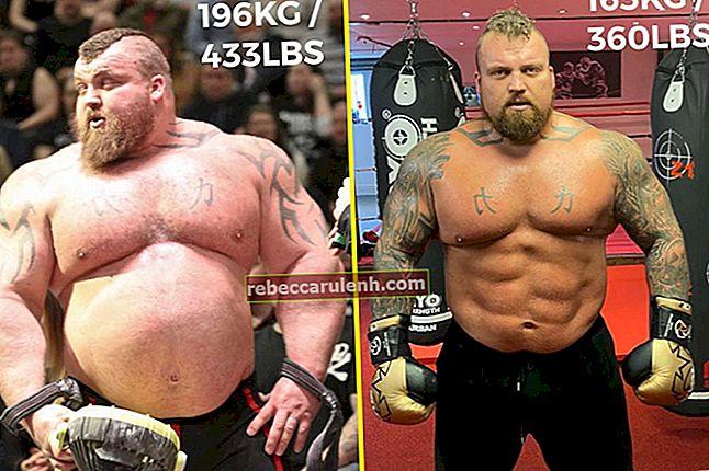 Starker Brian Shaw Größe, Gewicht, Alter, Körperstatistik
