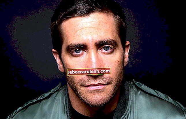 Jake Gyllenhaal Височина, тегло, възраст, статистика на тялото