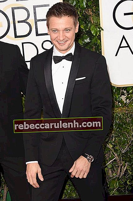 Jeremy Renner bei den Golden Globe Awards 2015