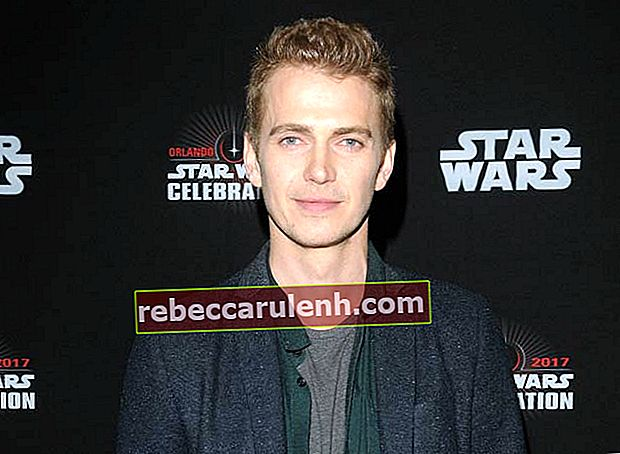 Hayden Christensen beim 40 Jahre Star Wars Panel im April 2017 in Orlando