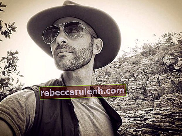 Coyote Peterson in einem Selfie im April 2019