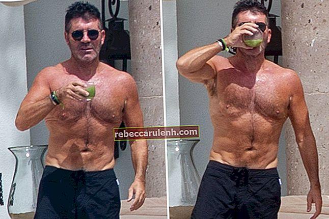 Simon Cowell Größe, Gewicht, Alter, Körperstatistik