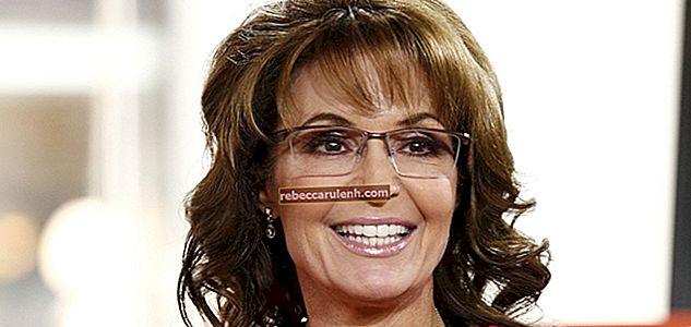Sarah Palin Größe, Gewicht, Alter, Körperstatistik