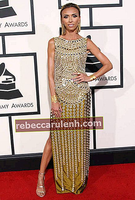 Giuliana Rancic bei den Grammy Awards 2016