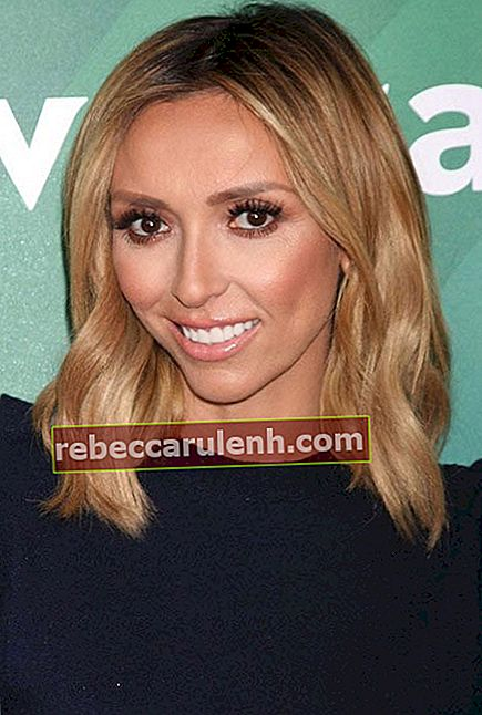 Giuliana Rancic bei der NBC Universal Winter Press Tour 2016