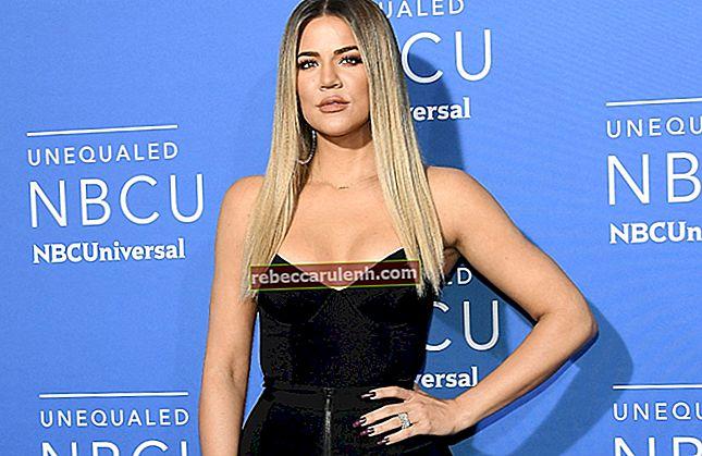 Khloe Kardashian Größe, Gewicht, Alter, Körperstatistik