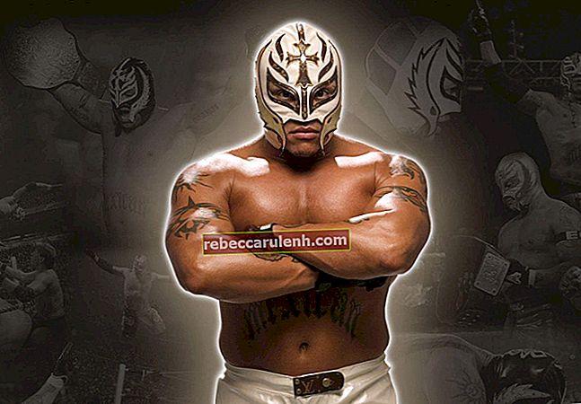 Rey Mysterio Größe, Gewicht, Alter, Körperstatistik