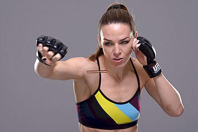 Paige VanZant Größe, Gewicht, Alter, Körperstatistik