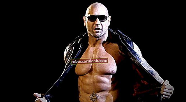 Edge (Wrestler) Größe, Gewicht, Alter, Körperstatistik